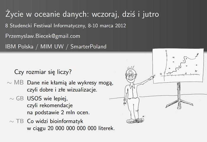 Flaszki i Studencki Festiwal Informatyczny